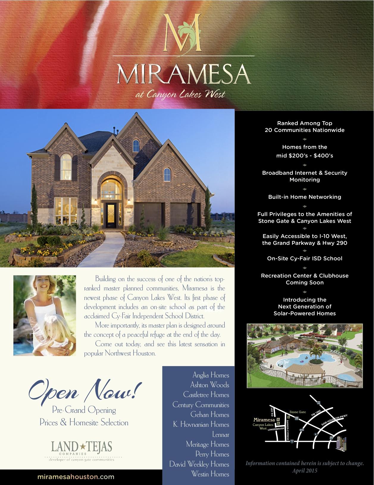 Miramesa Flyer